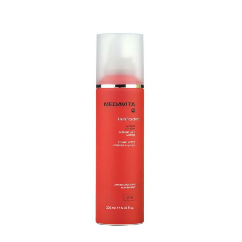 Medavita Extreme Hold Mousse - 200ml