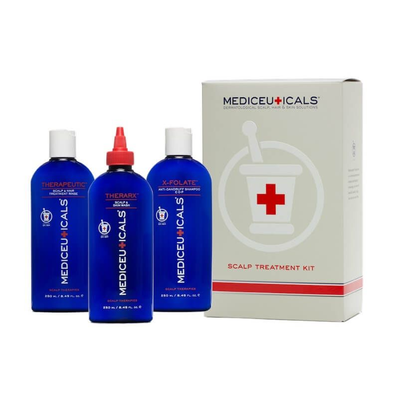 Mediceuticals Scalp Treatment kit