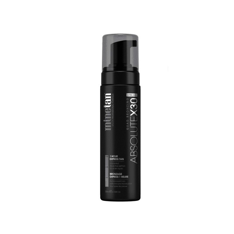 MineTan Absolute X30 Self Tan Mousse