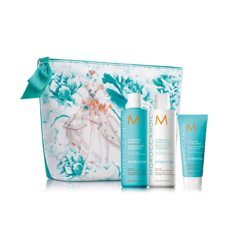 Moroccanoil Spring Bag Hydration met GRATIS Styling Cream