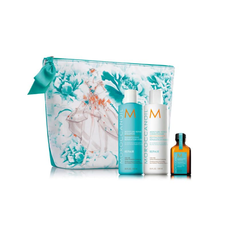 Moroccanoil Spring Bag Repair met GRATIS Treatment