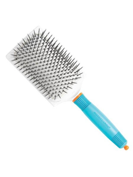 Moroccanoil Ionic + Paddle Brush W80