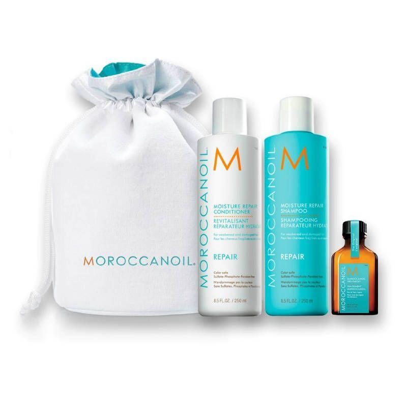 Moroccanoil Beauty in Bloom  Moisture Repair Edition Incl. GRATIS Treatment Original 25 ml