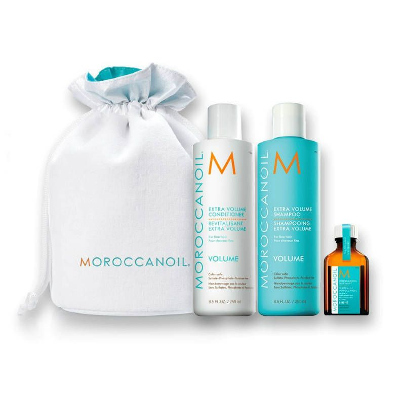 Moroccanoil Beauty in Bloom extra volume edition incl gratis treatment 25 ml