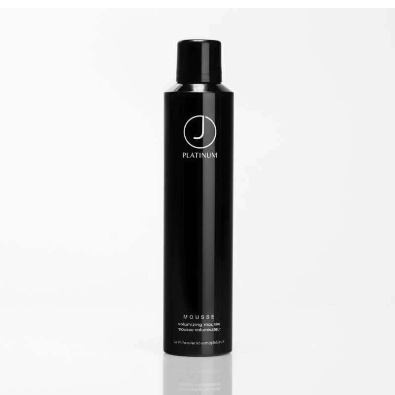 J Beverly Hills Platinum Mousse Volumizing Mousse