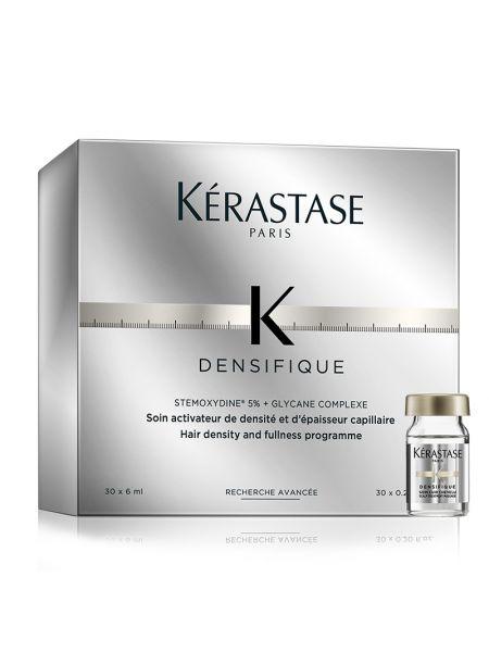 Kérastase Densifique Cure Coffret à 30 Ampullen voor Dun Haar