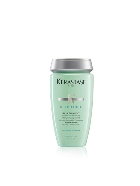 Kérastase Specifique Bain Divalent Shampoo voor een Vette Hoofdhuid