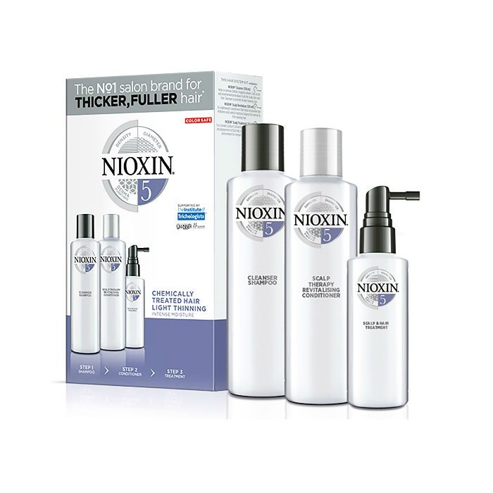 Nioxin Trial Kit Systeem 5
