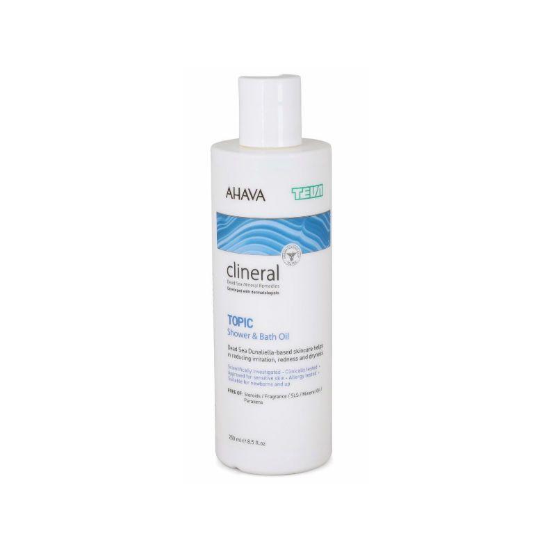 Clineral By Ahava TOPIC Shower en Bath Oil