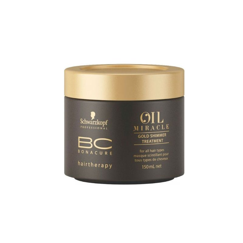 Schwarzkopf Bonacure Oil Miracle Gold Shimmer Treatment