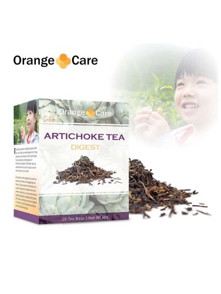 Orange Care Artichoke Thee