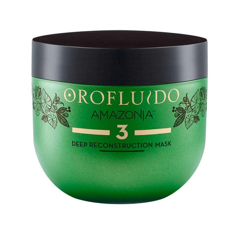 Orofluido Amazoia Stap 3 Deep Reconstruction Haarmasker 500 ml