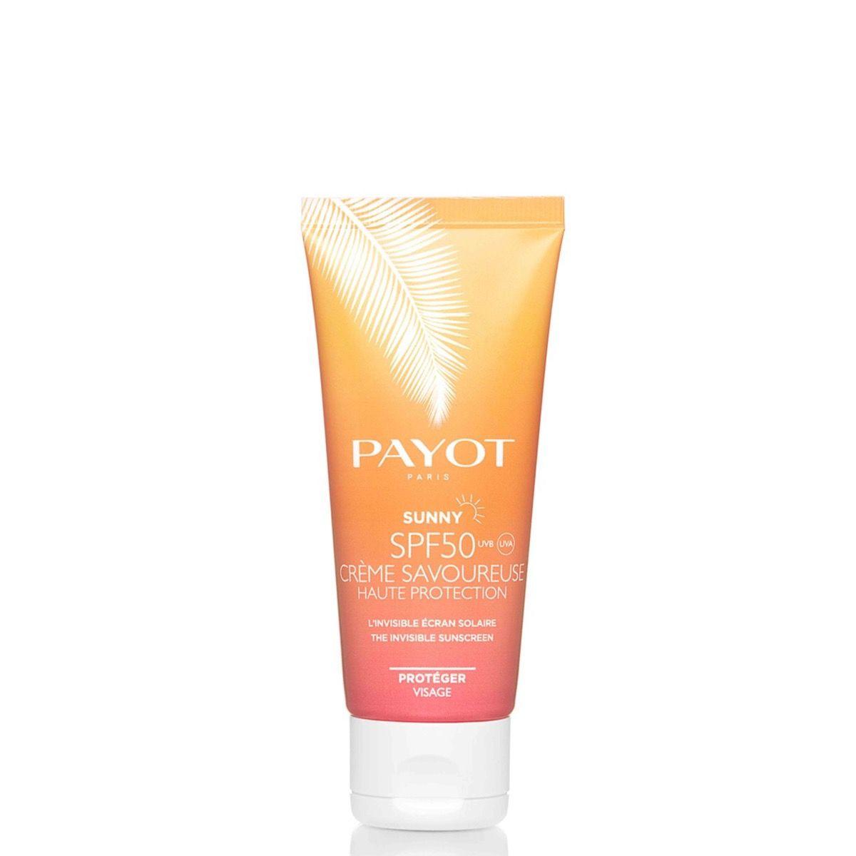 Payot Sunny SPF 50 Creme Savoureuse Gezichtscrème