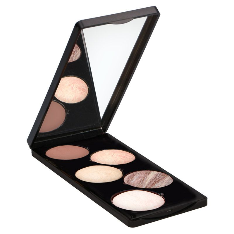 Make-up Studio Eye Palette Lumiere Nude Glow