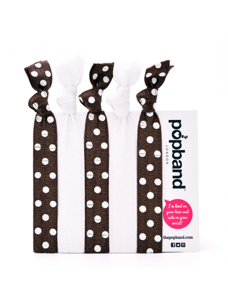 Popband London Multipack Pretty Woman Haarelastieken