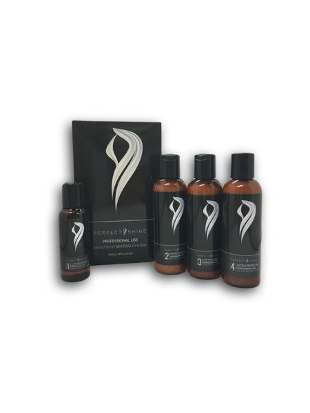 Perfect Shine Keratin Hydrating System Kit