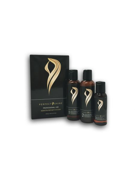 Perfect Shine Keratin Repair System Kit