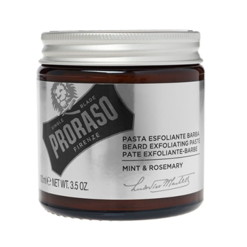 Proraso Beard Exfoliating Paste Beard Scrub