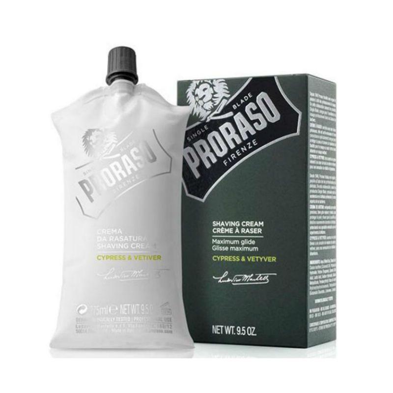 Proraso Shaving Cream Cypress & Vetyver 275ml