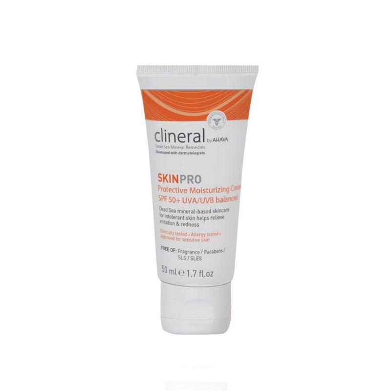 Clineral by Ahava Skin Pro Protective Moisturizer SPF 50