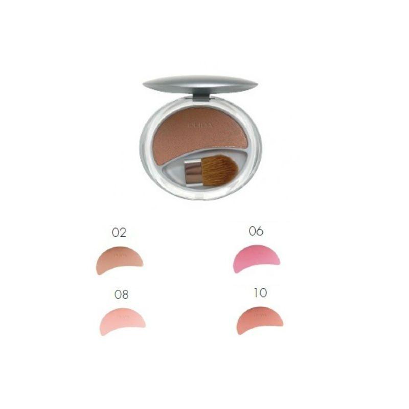 PUPA Silk Touch Compact Blush