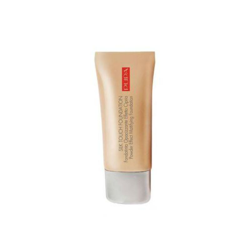 PUPA Silk Touch Foundation