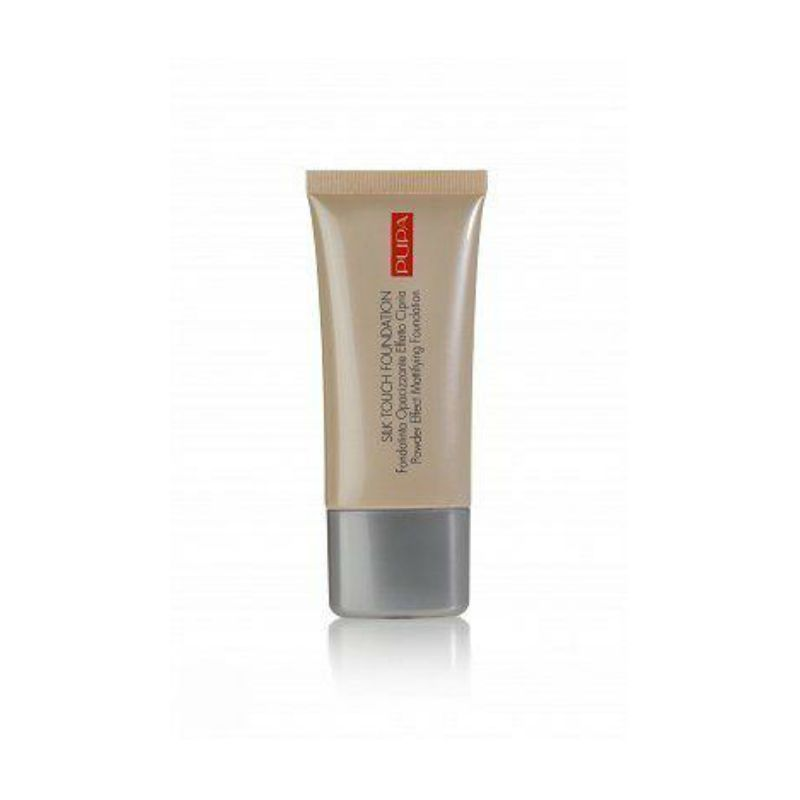 Pupa Silk Touch Foundation 04