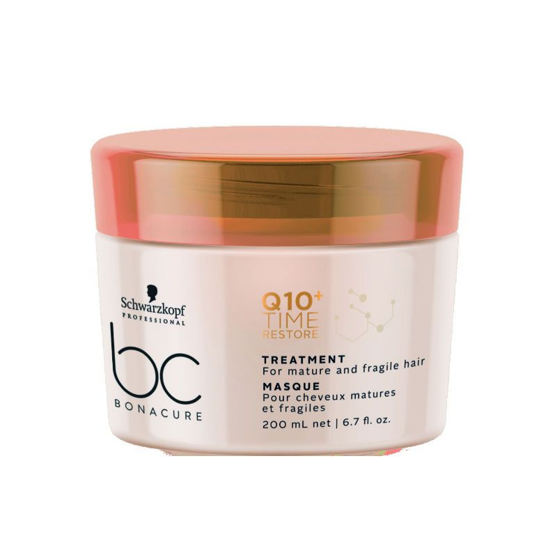 Schwarzkopf Bonacure Time Restore Q10 Plus Treatment