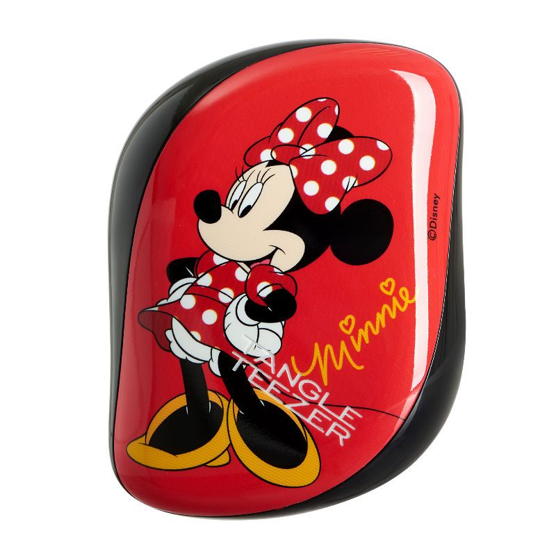 Tangle Teezer Compact Styler Disney Minnie Mouse Red