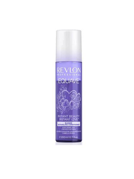 Revlon Equave Blonde 2 Phase Detangling Conditioner
