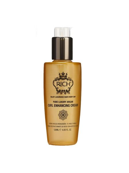 Rich Pure Luxury Argan Curl Enhancing Cream
