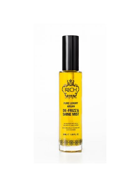 Rich Pure Luxury Argan De-frizz & Shine Mist