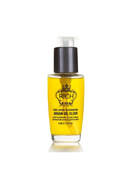 Rich Pure Luxury Rejuvenating Argan Oil Elixir