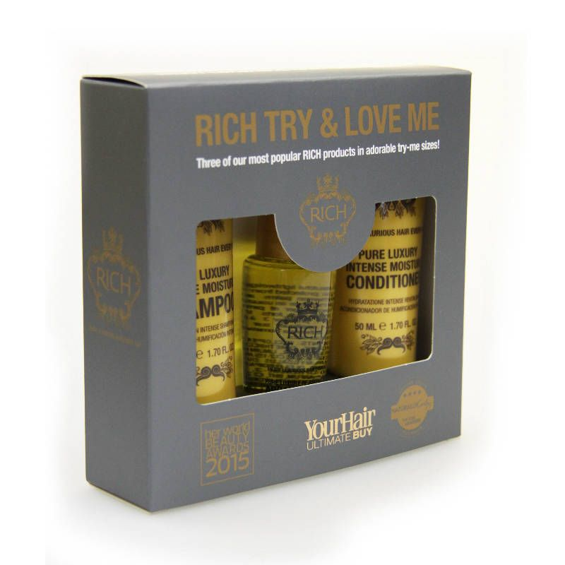 Rich Try & Love Me Kit