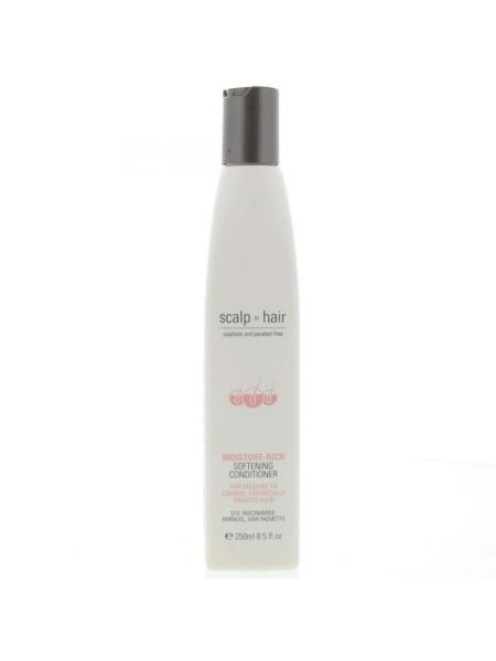 NAK Scalp to Hair Moisture-Rich Conditioner