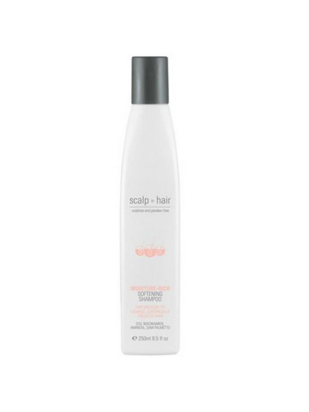 NAK Scalp to Hair Moisture-Rich Shampoo