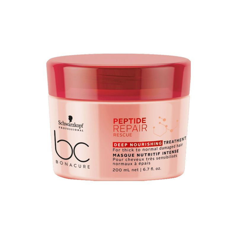 Schwarzkopf Bonacure Repair Rescue Deep Nourishing Treatment
