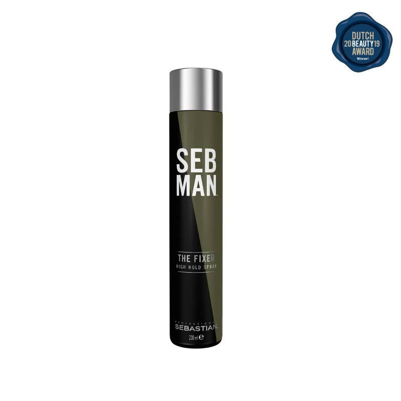 Sebastian Man The Fixer High Hold Styling Spray 200ml