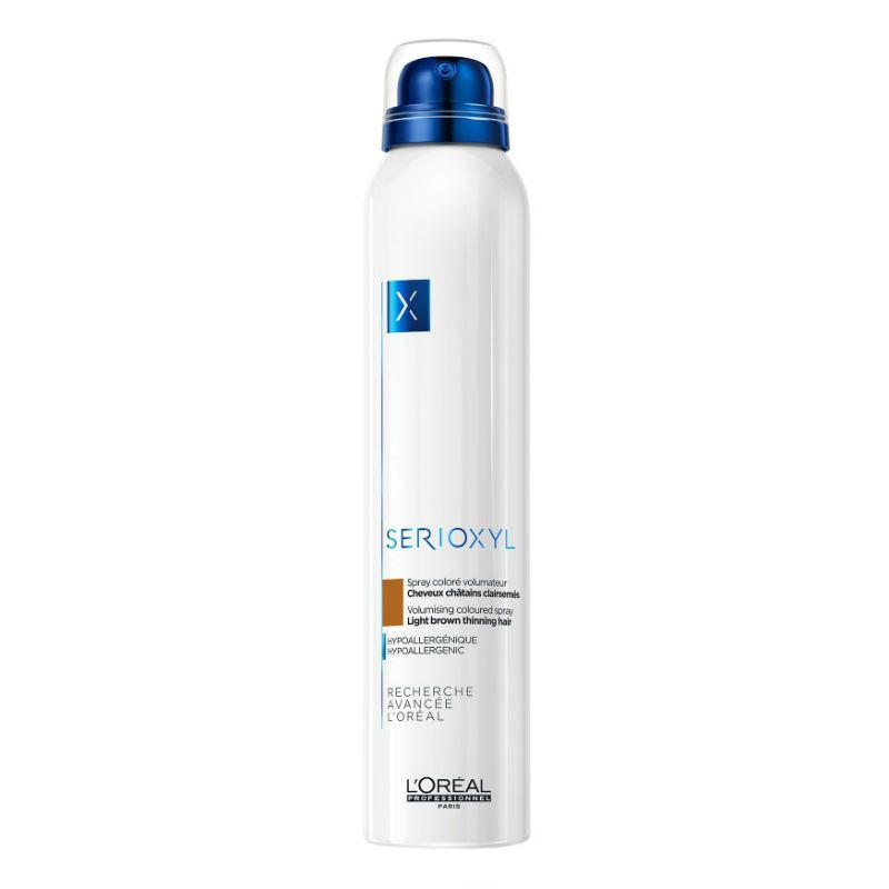 L'Oréal Professionnel Serioxyl Spray Bruin 200ml
