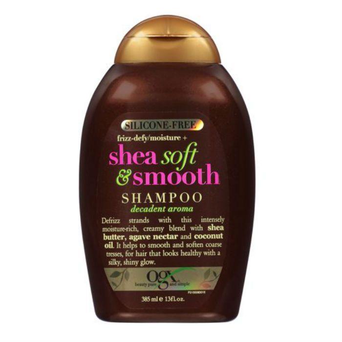 Ogx Silicone-Free Shea Soft and Smooth Shampoo