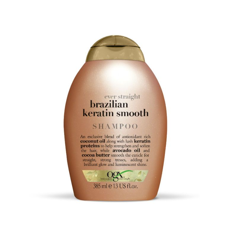 Ogx Ever Straight Brazilian Keratin Smooth Shampoo