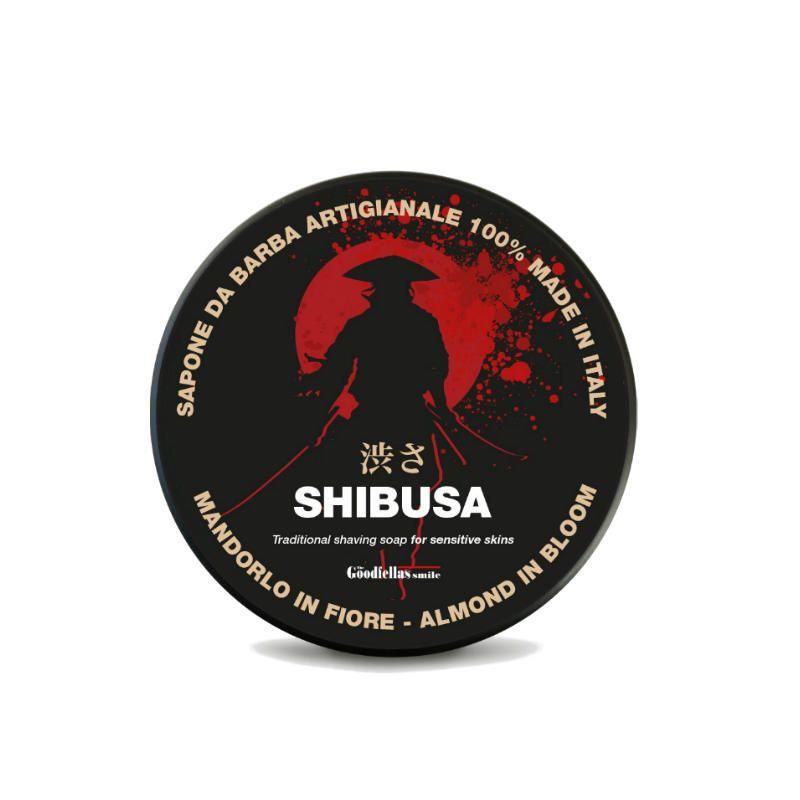 Goodfellas Shibusa Shaving Soap