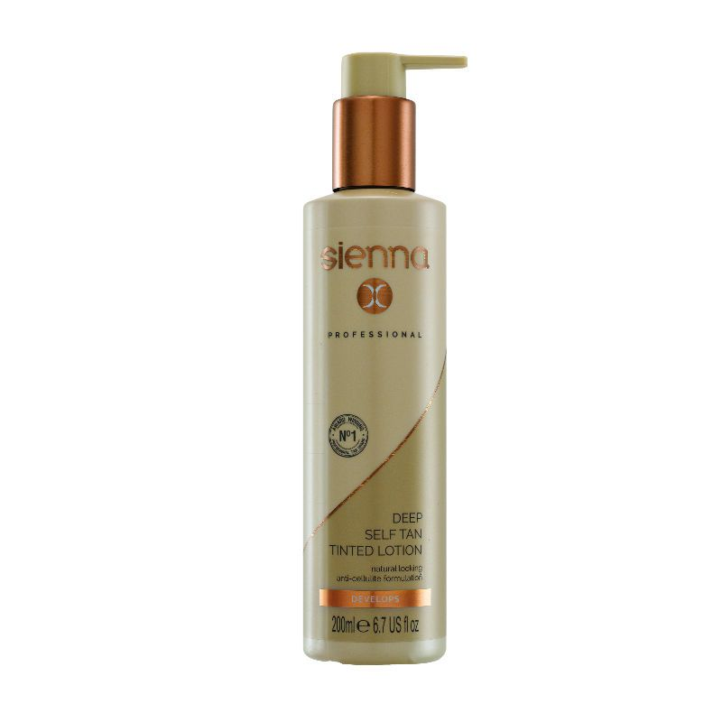 Sienna-X Deep Self Tan Lotion
