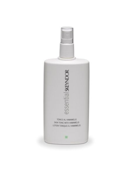 Skeyndor Essential Skin tonic with Hamamelis