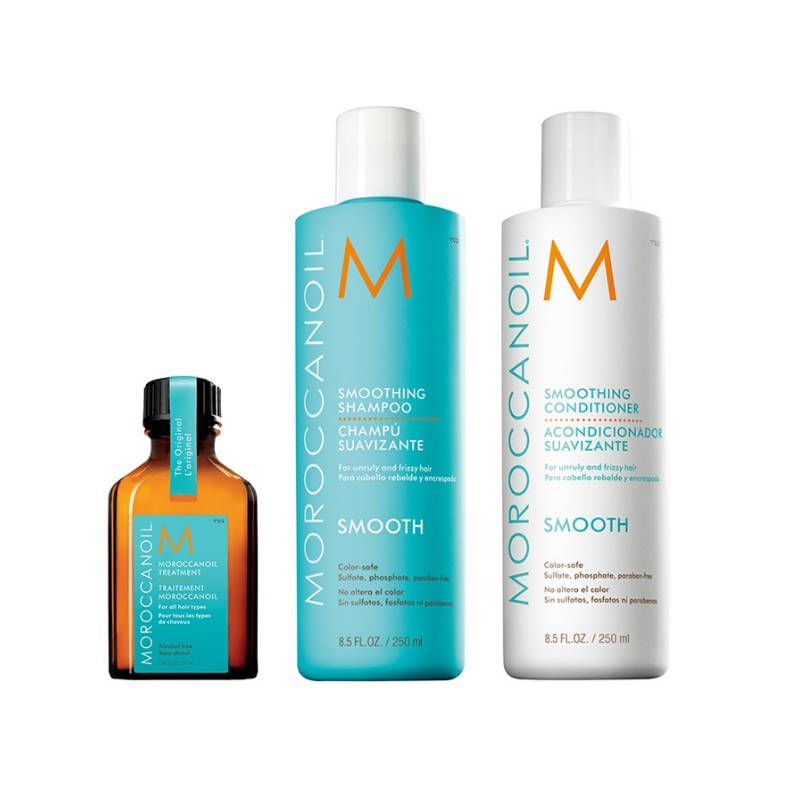 Moroccanoil Smooth Treatment Set