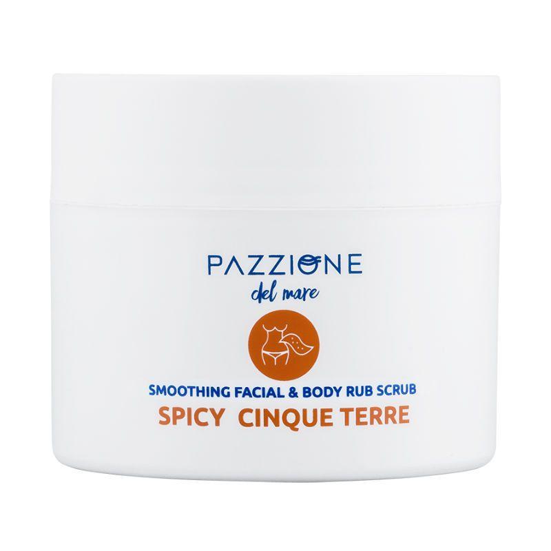 Pazzione Spicy Cinque Terre Body Scrub