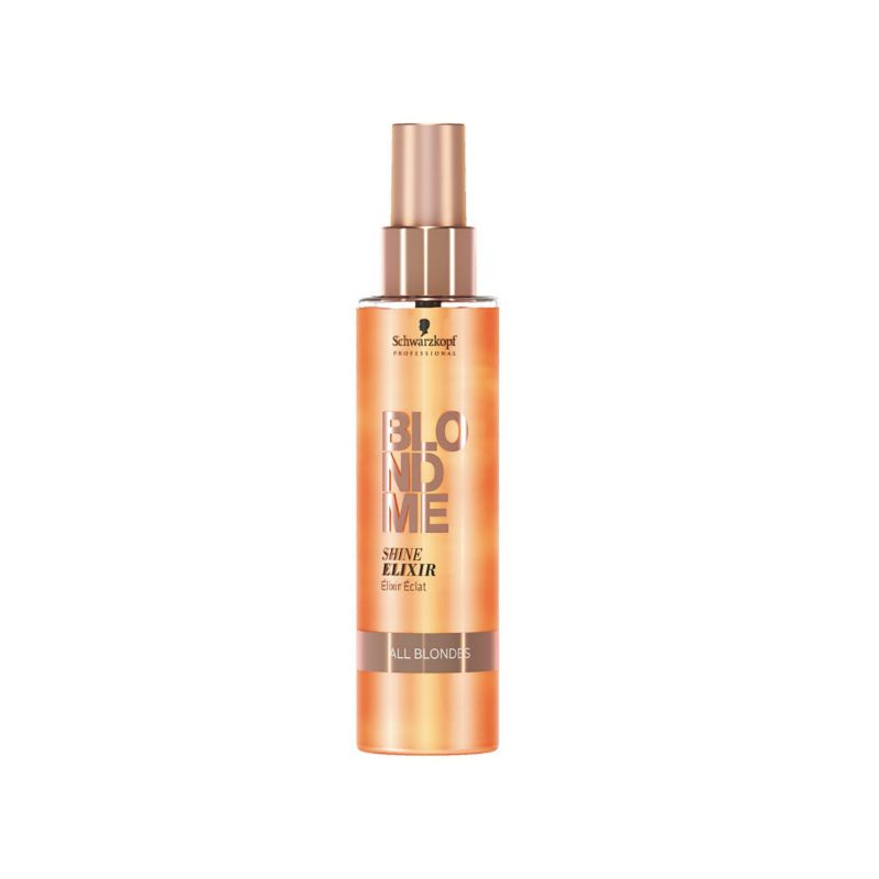 Schwarzkopf BlondMe Care Smooth & Shine Elixir Haarserum 150ml