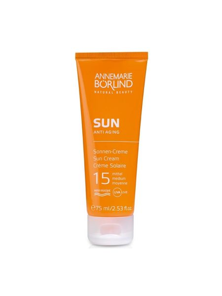 Annemarie Borlind Sun Zonnecrème SPF 15