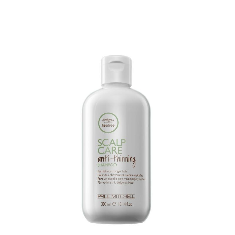 Paul Mitchell Tea Tree Scalp Care Anti-Thinning Shampoo - 300 ml