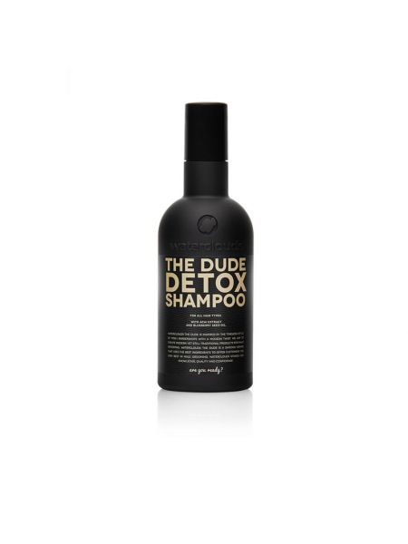 Waterclouds The Dude Detox Shampoo